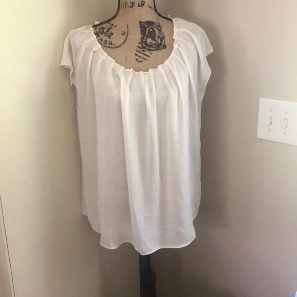 LC Lauren Conrad Tops - EUC Lauren Conrad dressy top size XL